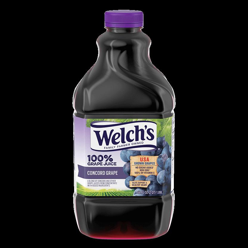 100% Grape Juice Concord Grape
