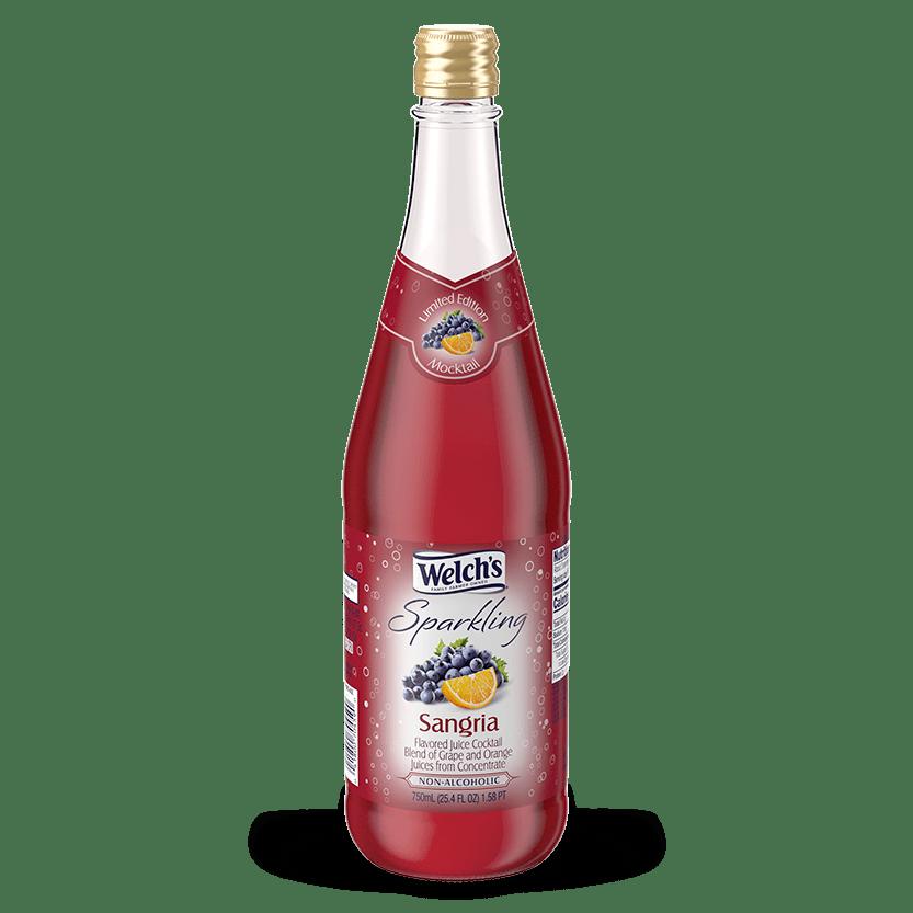 Sparkling Sangria Juice Cocktail