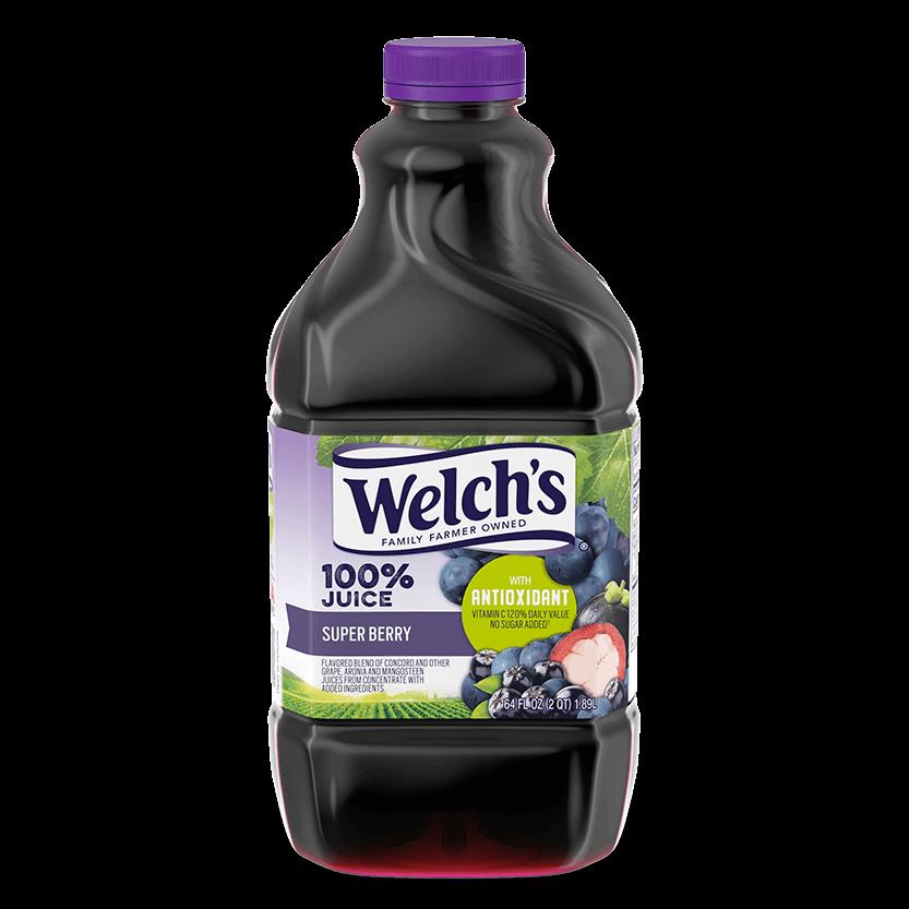 100% Juice Super Berry