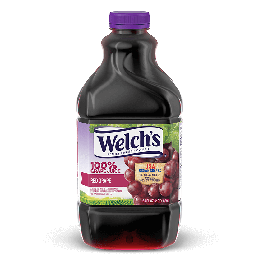 100% Grape Juice Red Grape