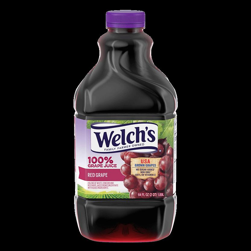 100% Grape Juice Red Grape