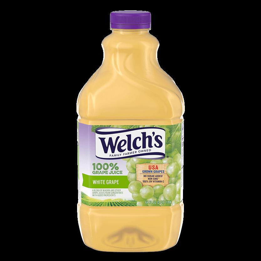 100% Grape Juice White Grape