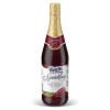 Sparkling Red Grape Juice Cocktail
