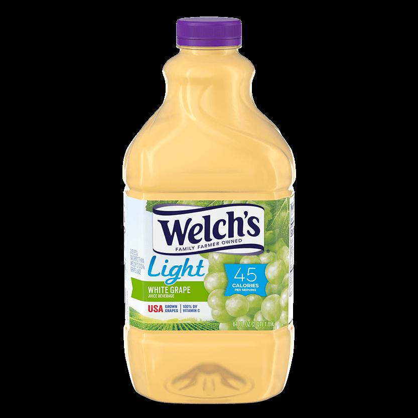 Light White Grape Juice Beverage